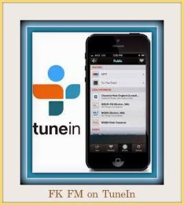 TuneIn | FK FM Online Radio